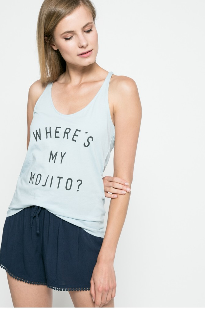 Tricou Where's my Mojito?