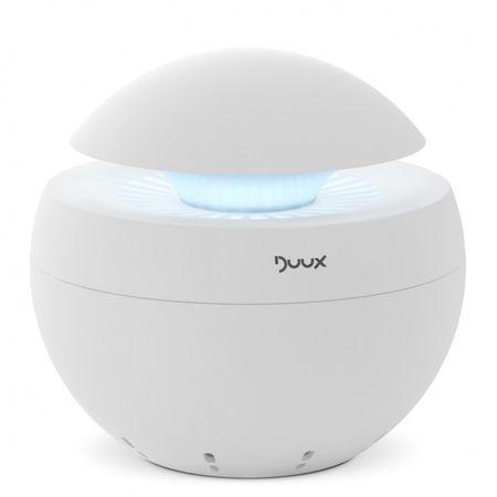 Purificator aer Duux Alb, Difuzor aroma, Ionizare, consum 5 watt