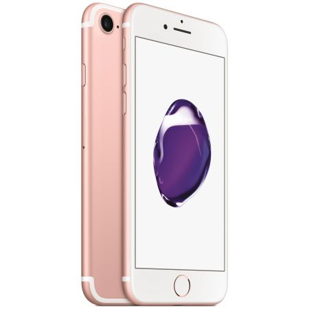 Telefon mobil Apple iPhone 7, 32GB, Rose Gold