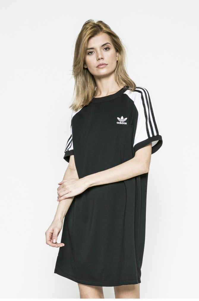 Rochie sport larga Raglan Dress Adidas Originals