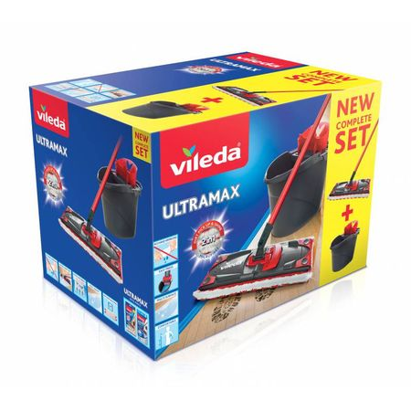 Set de curatenie Vileda Ultramax Box