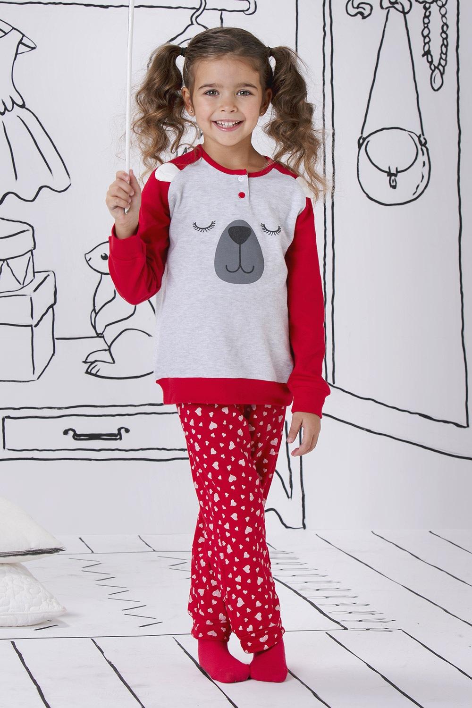Pijama fetite Lea