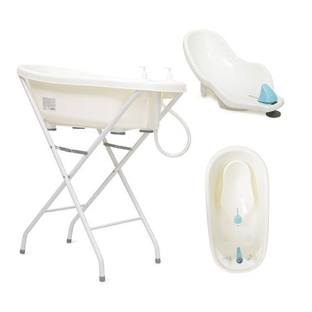 Set Cadita 3 in 1 Cangaroo Bubble Albastru
