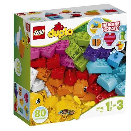 LEGO® DUPLO® Primele mele caramizi 10848