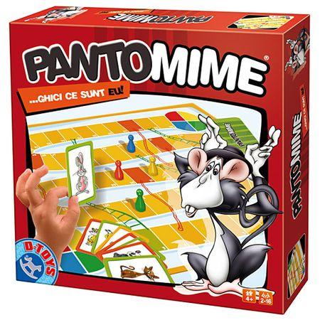 Jocuri de Societate D-Toys Pantomime