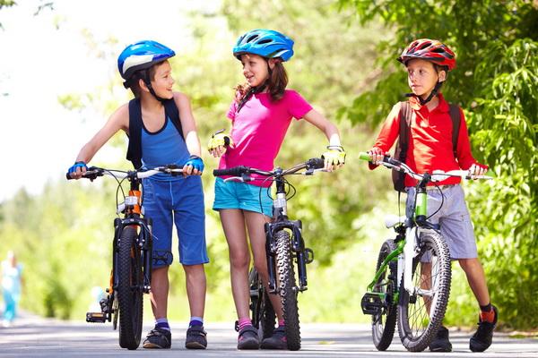Biciclete Copii - Distracție Pe Două Sau Mai Multe Roți