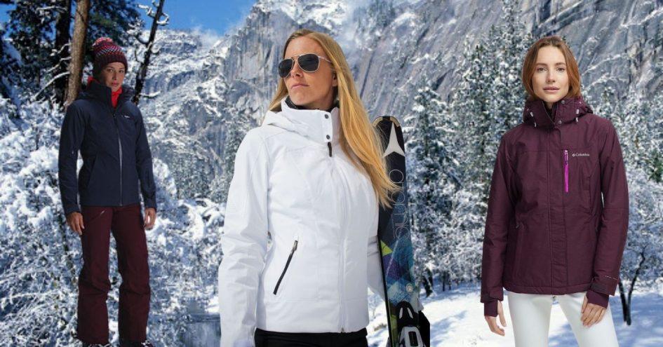 Salopete Damă De Iarnă Pentru Ski Cu Blăniță