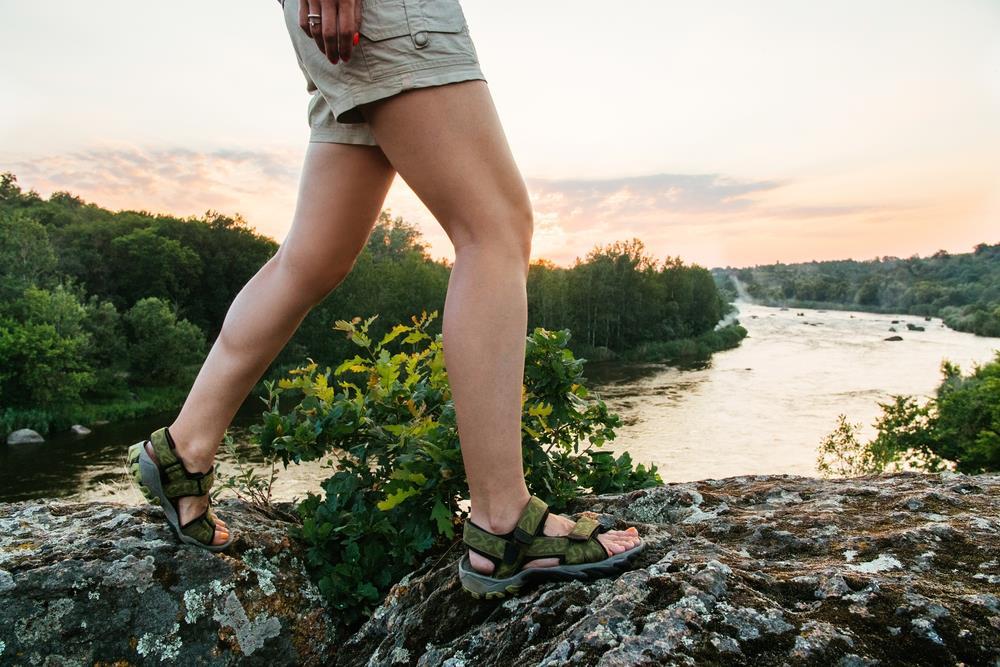 Sandale De Trekking Pentru Această Vară, Pe Munte - Sfaturi De Achiziție