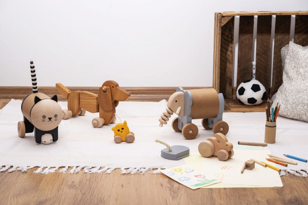Jucării Din Lemn Pentru Copii, Acum În Tendințe