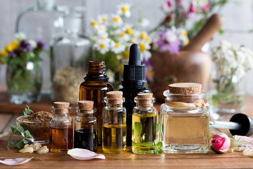 Lumânări Parfumate, Suporturi Și Difuzoare De Aromaterapie