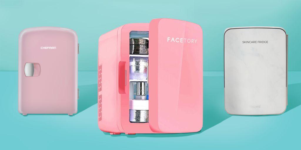 Cel mai bun mini frigider de cosmetice - Sfaturi si recomandari