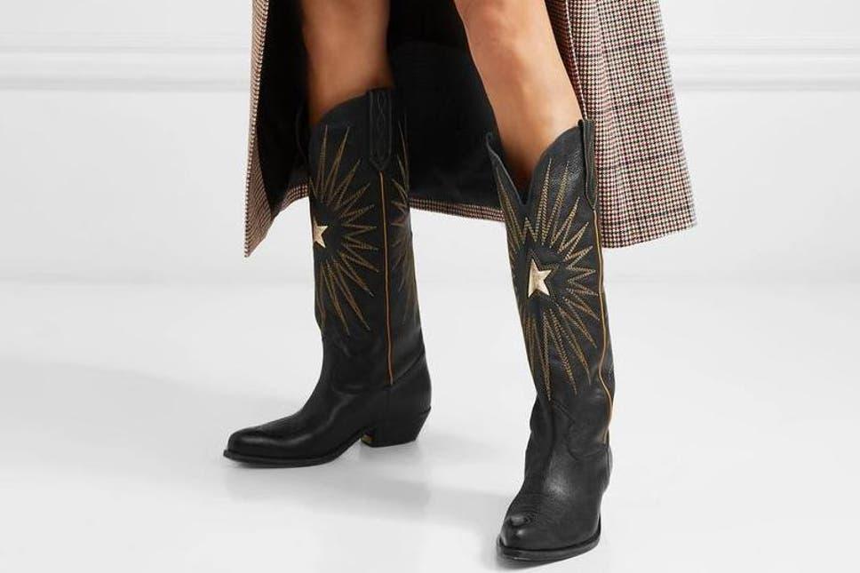 Cele mai noi modele de cizme cowboy, in tendinte actuale