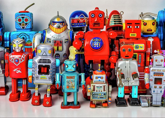 Cadouri pentru copiii care iubesc robotii, tehnologia si au imaginatie