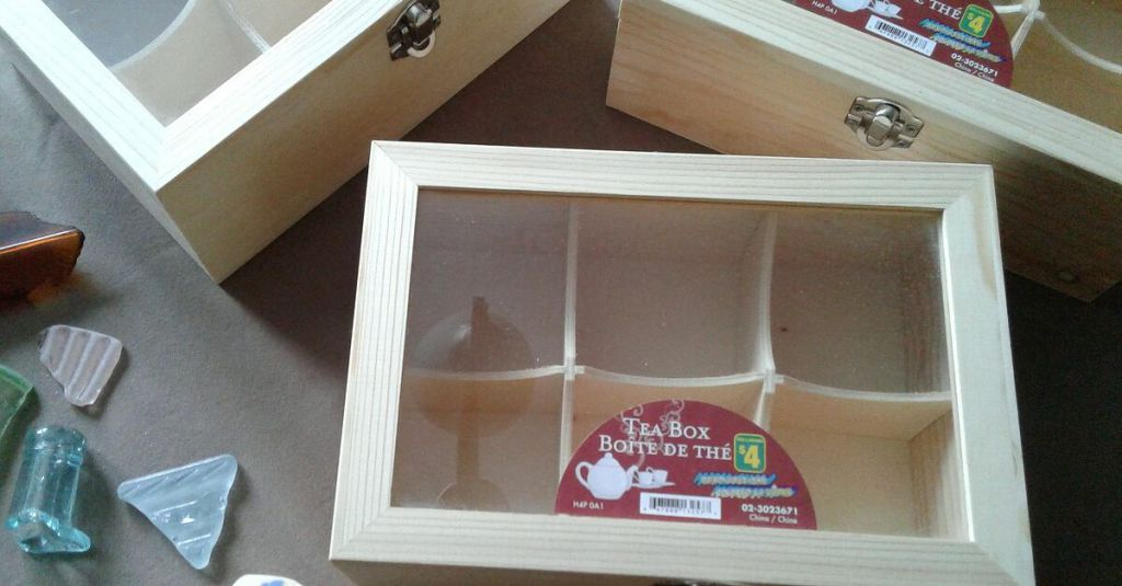 Cele mai deosebite cutii pentru ceaiuri, din lemn - o idee ideala de cadou