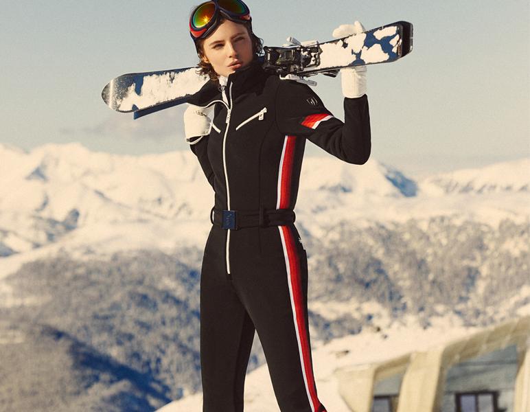 Salopete intregi ski - cele mai noi modele in tendinte actuale