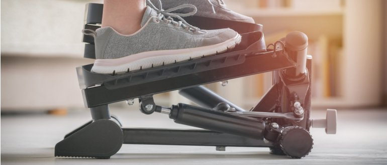 Swing Stepper Pentru Fitness Acasă