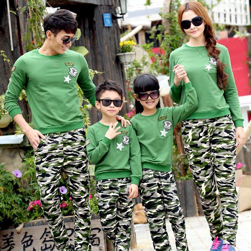Haine set familie: mama, tata si copii (fata si/ sau baiat)