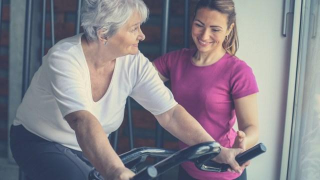 Bicicleta fitness pentru parinti - pentru a ramane activi si sanatosi