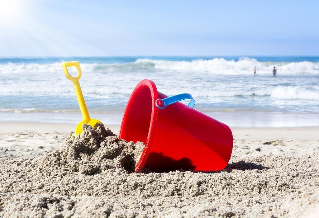 Cele mai noi modele de Jucarii de plaja si nisip pentru bebelusi si copii
