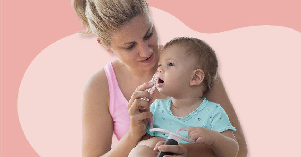 Alege sa faci cadou un bun Aspirator nazal pentru bebe. Sfaturi utile