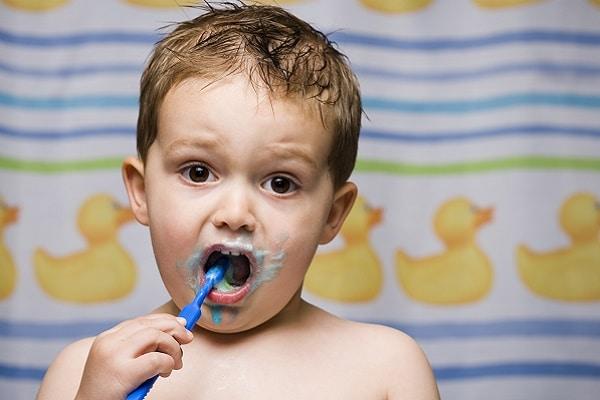 Cea mai recomandata Pasta de dinti pentru copii. Naturala si gust bun