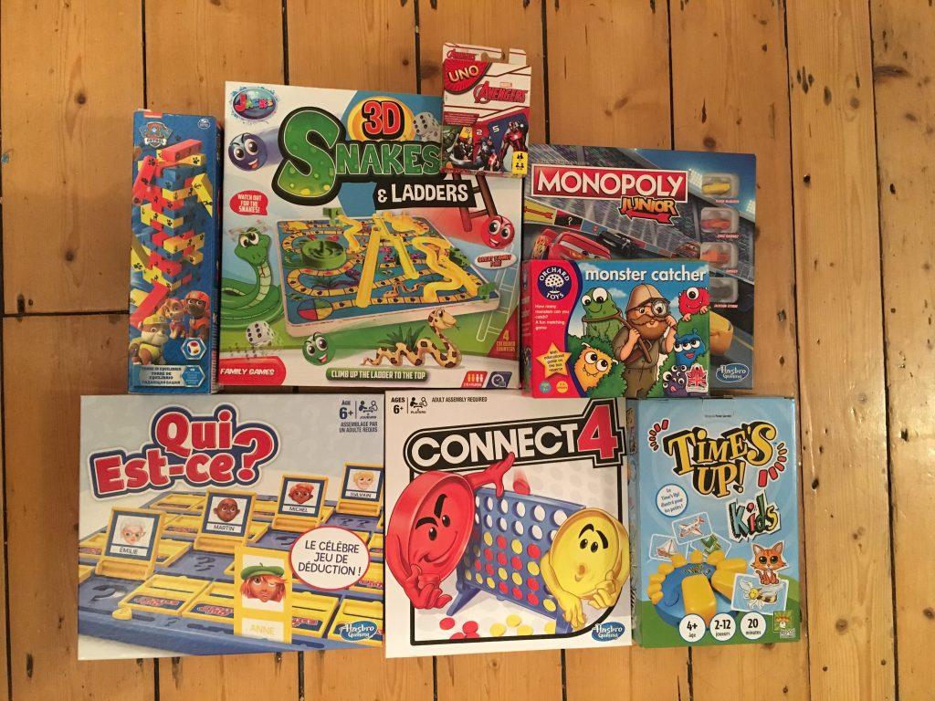 Jocuri intereactive pentru intreaga familie, inclusiv copii 3+ani