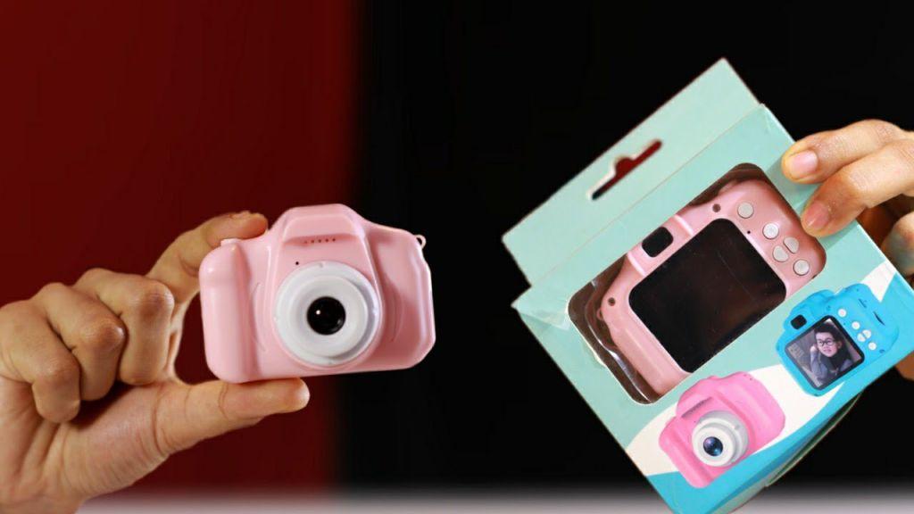 Aparate foto pentru copii - Sfaturi inainte de achizitie si recomandari